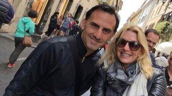 Yanina y Diego festejaron su aniversario y en las redes los destruyeron