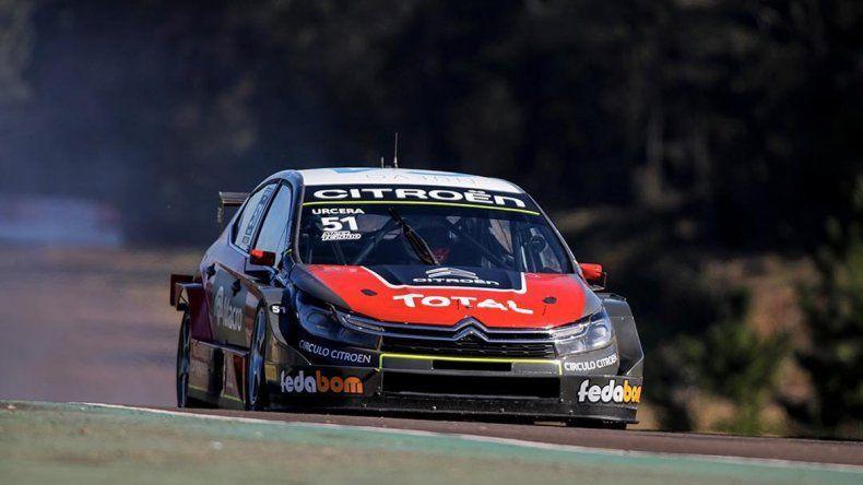 Canapino se quedó con la victoria en Oberá: cuarto lugar para Urcera
