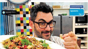 cocineros argentinos el pone un toque argento a la cocina oriental