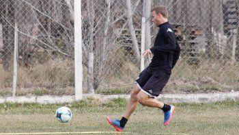 Martín Zbrun cree que el Albinegro puede superar a su rival para que el club siga haciendo historia en la Copa.