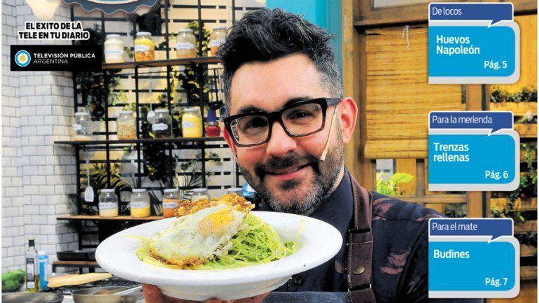 Cocineros Argentinos te da recetas para los días que no te sobra tiempo