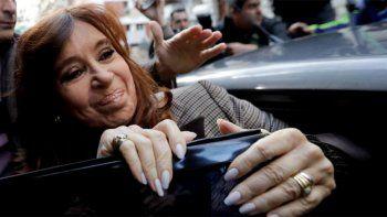 CFK: No tengo inconveniente en que autoricen los allanamientos