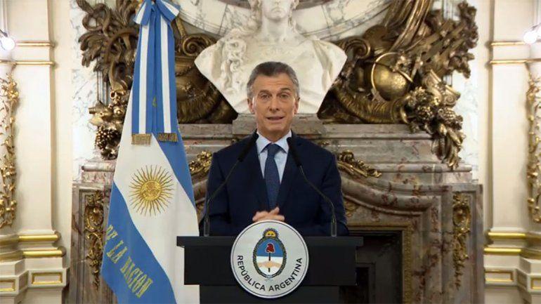 Macri: Esta crisis no es una más, tiene que ser la última