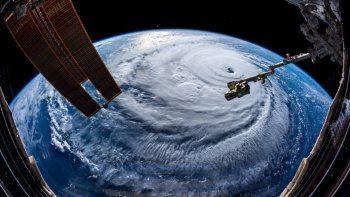en vivo: el huracan florence toco tierra en estados unidos