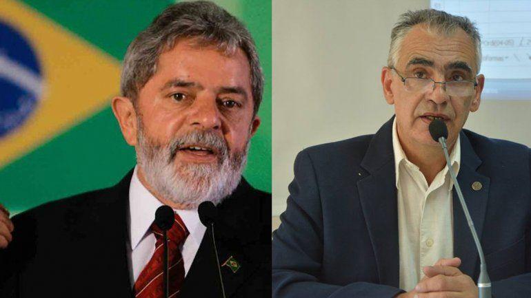Lula Da Silva adelantó por Twitter una distinción que podría darle la UNCo