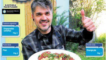 cocineros argentinos te ensena recetas para cuidar el bolsillo