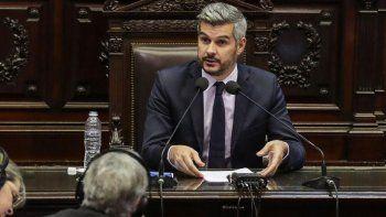 Peña culpó a la Ciudad por el operativo de la Superfinal