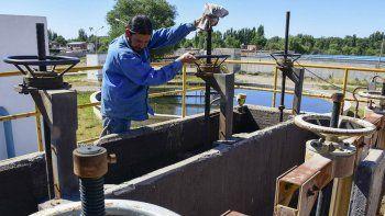Prefectura aseguró que el Limay no está contaminado