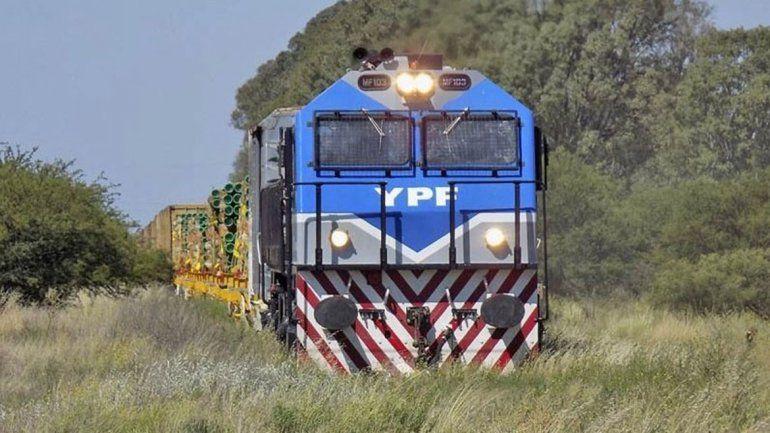Con el tren a Vaca Muerta habrá menos camiones  en las rutas del Alto Valle