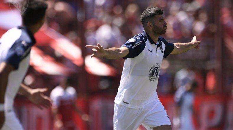 Con un doblete de Gigliotti, Independiente venció a Argentinos por 2 a 0