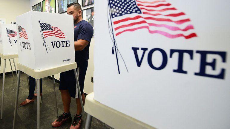 Elecciones en EE.UU: los demócratas ganan representantes, los republicanos sostiene el senado