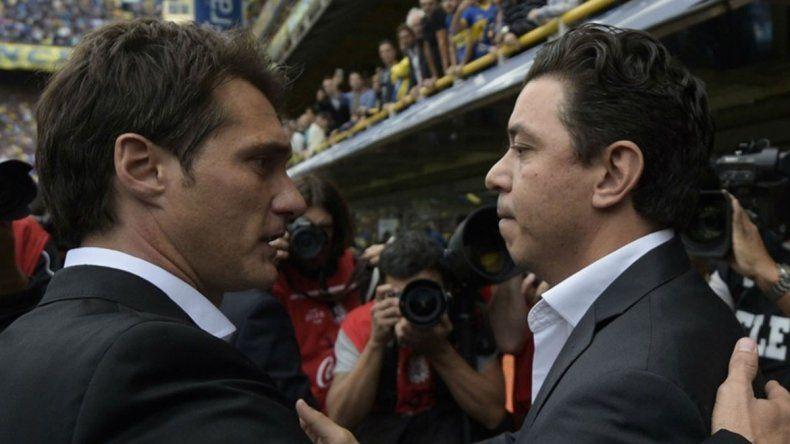 Los 22 que eligieron Barros Schelotto y Gallardo para la Superfinal entre Boca y River