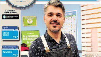 cocineros argentinos te ensena a preparar un pollo de locura