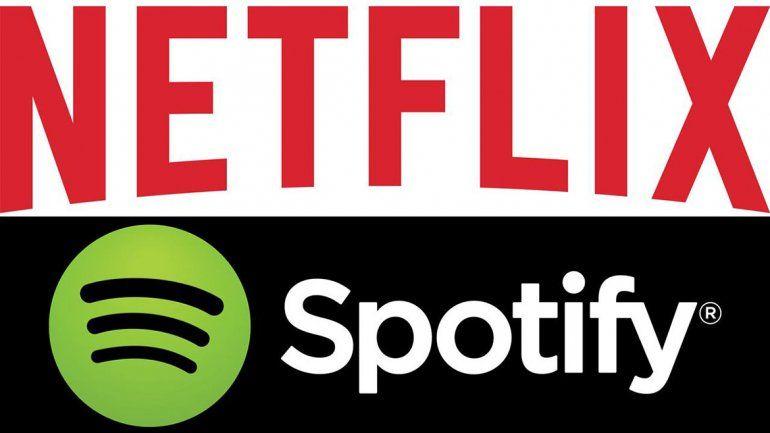 Netflix y Spotify aumentan sus planes: ¿Cuánto costarán?