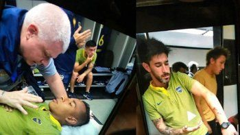 Boca teme por un posible doping positivo