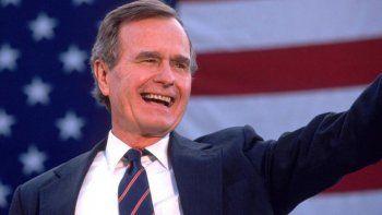 murio el ex presidente de estados unidos george bush