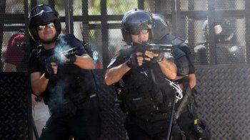 un juez declaro inconstitucional el nuevo protocolo policial