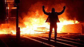 Tensión en París: las imágenes más impactantes
