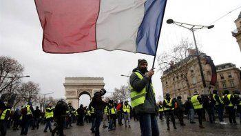Francia le paró el carro a Trump por los chalecos amarillos