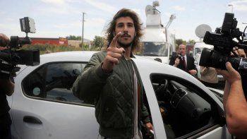 Detuvieron a Rodrigo Eguillor por una denuncia de abuso