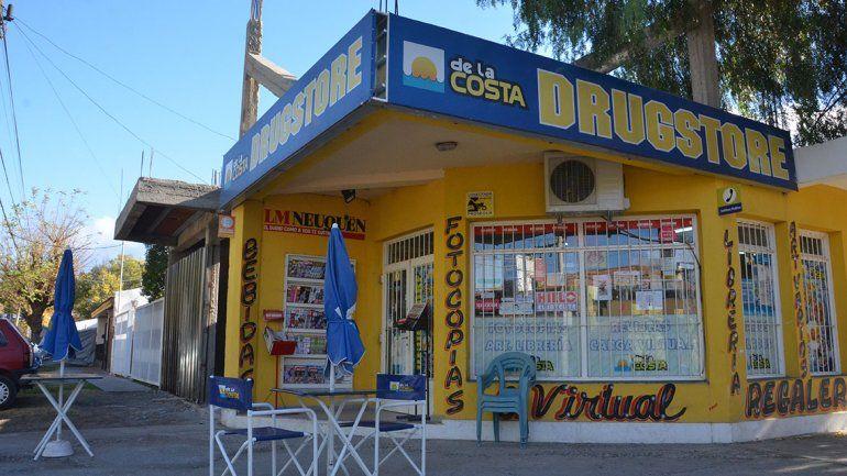 Con un bate, una kiosquera de Neuquén echó a los ladrones