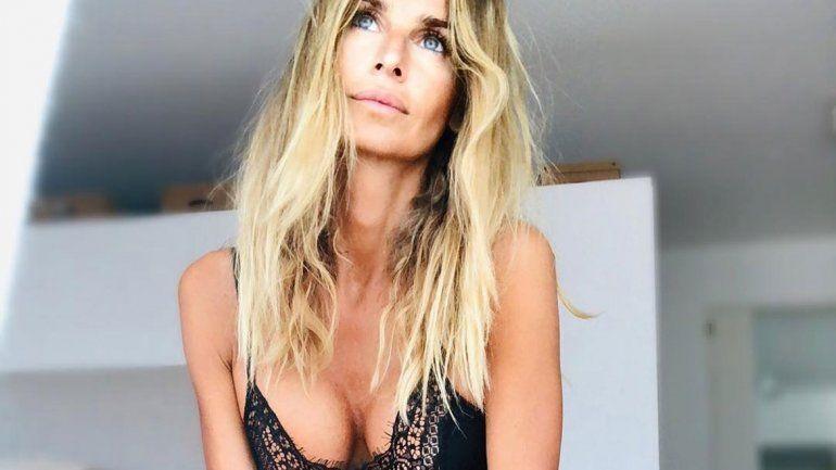 Sabrina Rojas blanqueó quién filtró las fotos hot de Luciano Castro