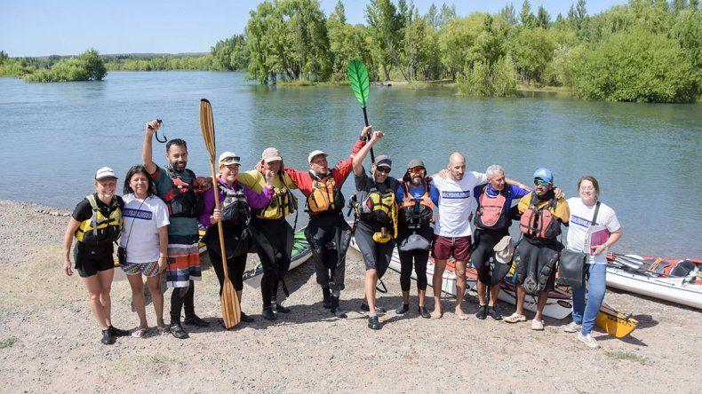 Remaron diez días para pedir por los ríos del Alto Valle