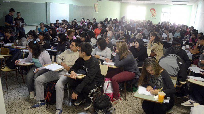 Psicología lidera el boom de inscriptos en la UNCo