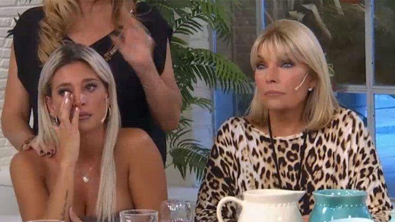 Milei hizo llorar a Sol Pérez en vivo y lo echaron del programa