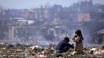 Terrible dato: la pobreza en Argentina trepó al 40,9%