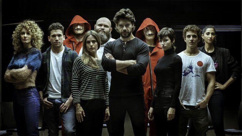 La Casa de Papel ya tiene tráiler y fecha de estreno en Netflix