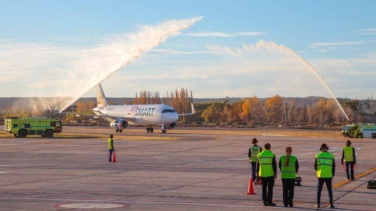 Neuquén y Salta potencian su turismo con las low cost