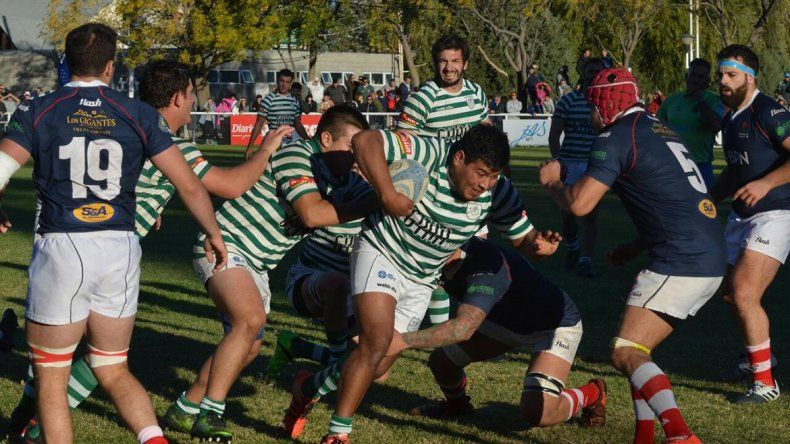 Marabunta otra vez vez amargó a Neuquén Rugby