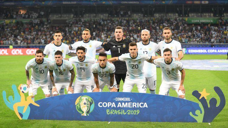 Argentina enfrenta a Venezuela en los cuartos de final de la Copa América