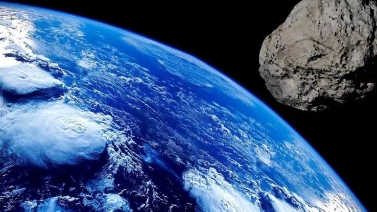 ¿Qué pasó con el meteorito que tenía que impactar hoy contra la Tierra?