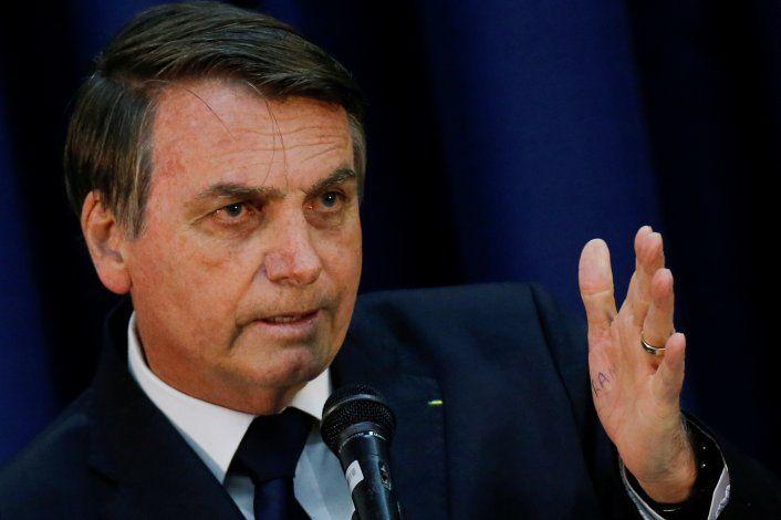 Brasil rechazará la ayuda económica del G7 para los incendios en el Amazonas