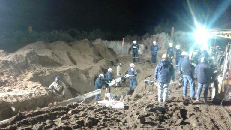 El gasoducto Cordillerano fue reparado y en las próximas horas se restablecerá la distribución del servicio