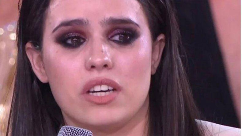 Sofi Morandi contó lo mal que la pasó en una plaza de Neuquén con un ex que la usó para comprar droga
