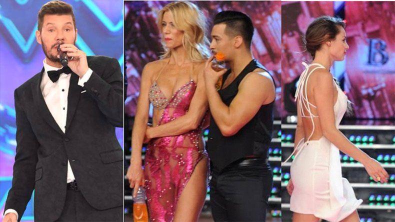 Pampita y Nicole Neumann se vuelven a cruzar en el Bailando: hubo reclamo a Tinelli