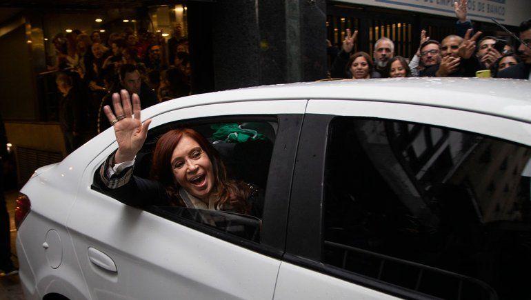 Cristina: Las cosas deben cambiar en la Argentina