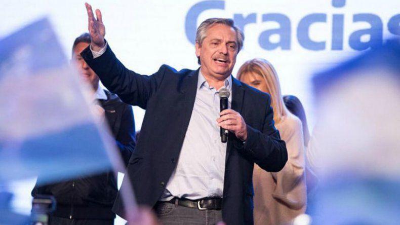 Fernández será el nuevo Presidente: obtiene el 47% de los votos y no habrá ballotage