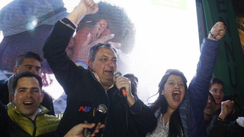 Gennuso fue reelecto en Bariloche por otros cuatro años