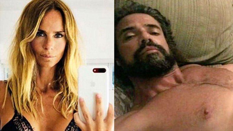 Se filtraron fotos de Luciano Castro completamente desnudo: Los memes y la reacción de Sabrina Rojas