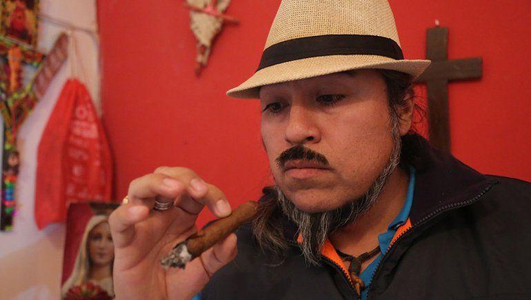 La sorprendente decisión del Brujo Atahualpa: Me retiro invicto y campeón