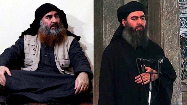 Estados Unidos aseguró que el líder de ISIS murió al detonarse un chaleco con explosivos