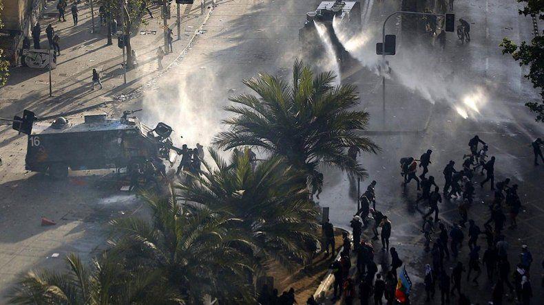 Balearon a funcionario de derechos humanos durante una protesta