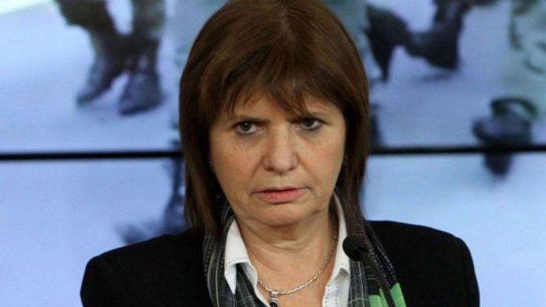 La ministra Bullrich adjudicó la muerte del cipoleño José Maciel a la RAM