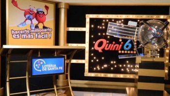 Salió el Quini 6: un solo apostador acertó los seis números y se llevó el pozo