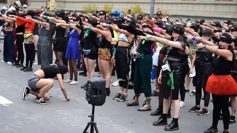 El violador eres tú, la performance que nació en Chile y se replica en el mundo
