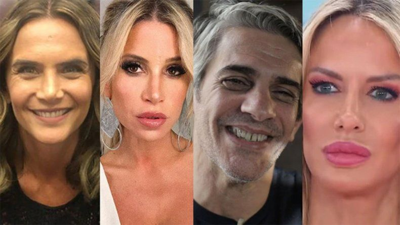 Los mensajes de los famosos en por la asunción de Fernández